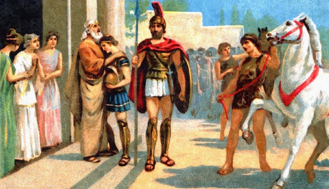 Evander Aeneid