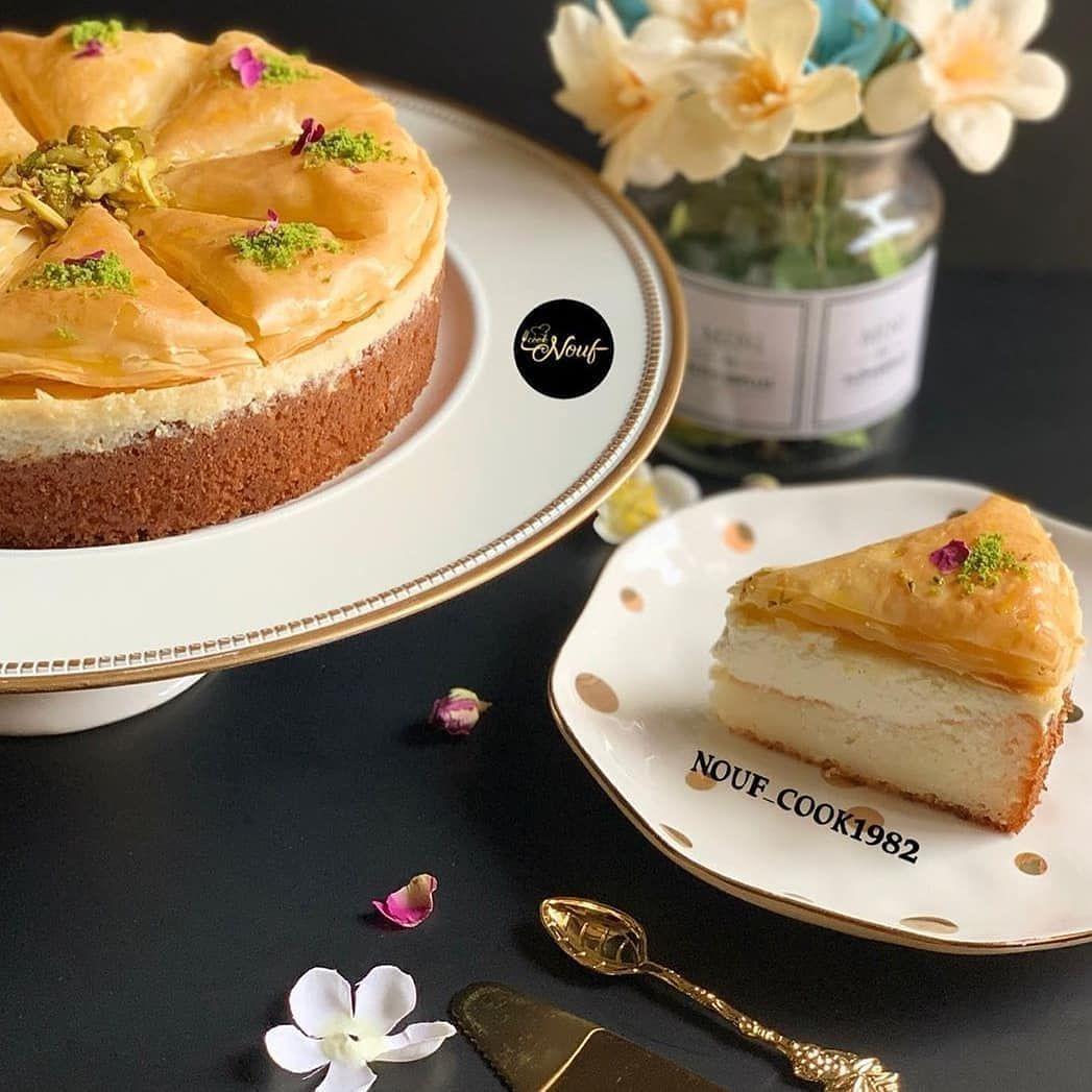 Pin By Lolo لولو On تشيز كيك Desserts Cheesecake Mini Cheesecake