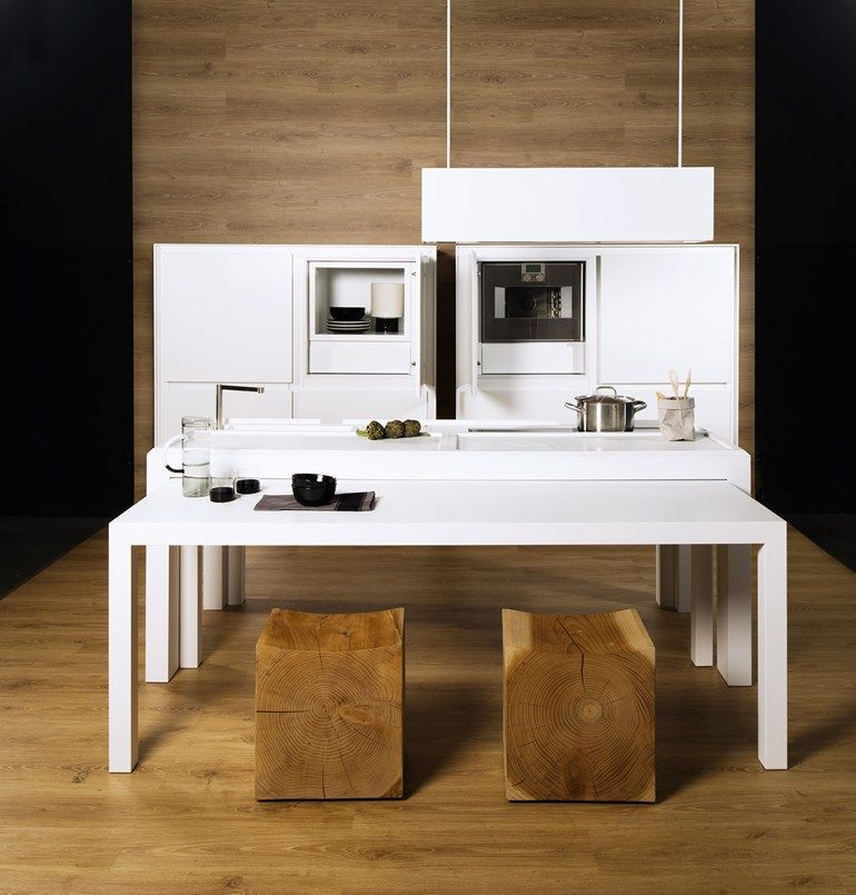 Wooden mini kitchen OFF KITCHEN - TM Italia Cucine | Home Ideas ...
