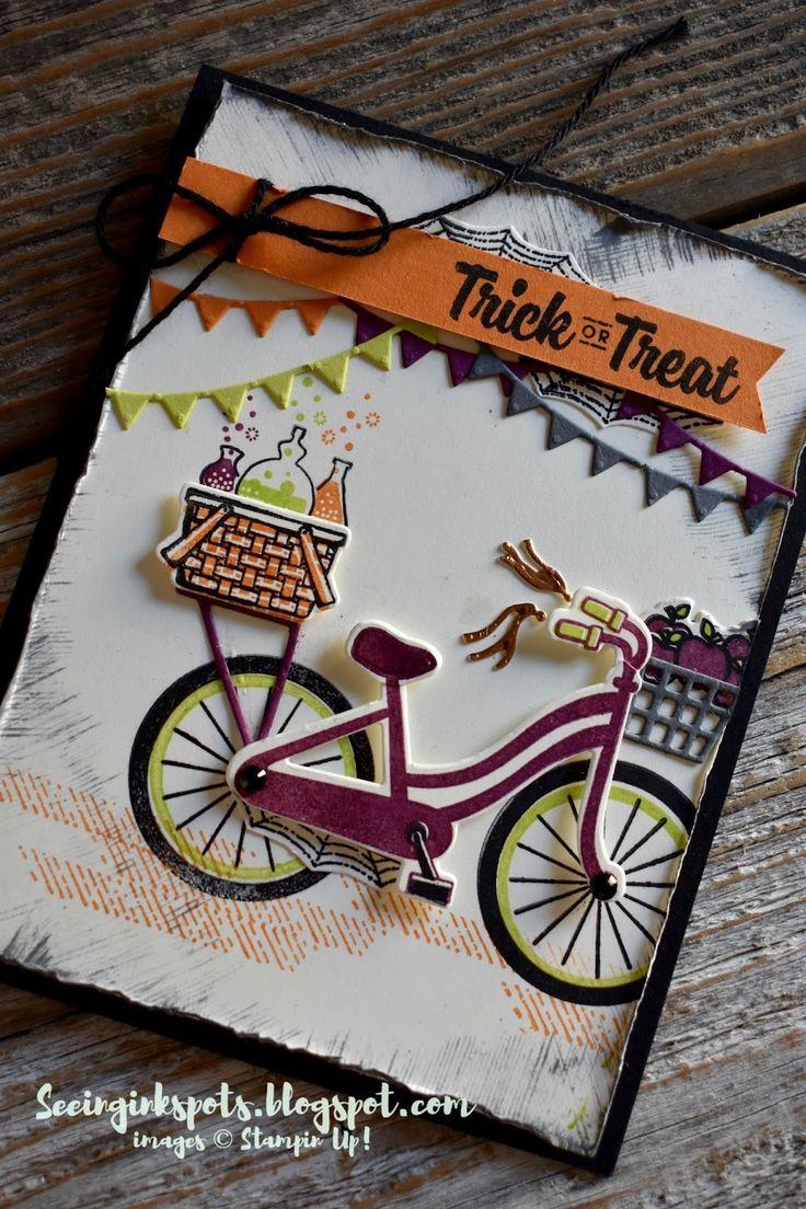 tgif125 transportation | card and party ideas: halloween | pinterest