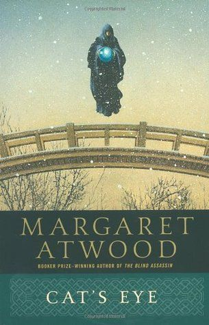 Cat's Eye by Margaret Atwood #margaretatwood