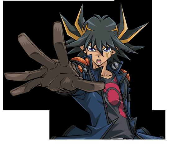 Yusei Fudo Render   Yu-Gi-Oh! Duel Links   Anime characters