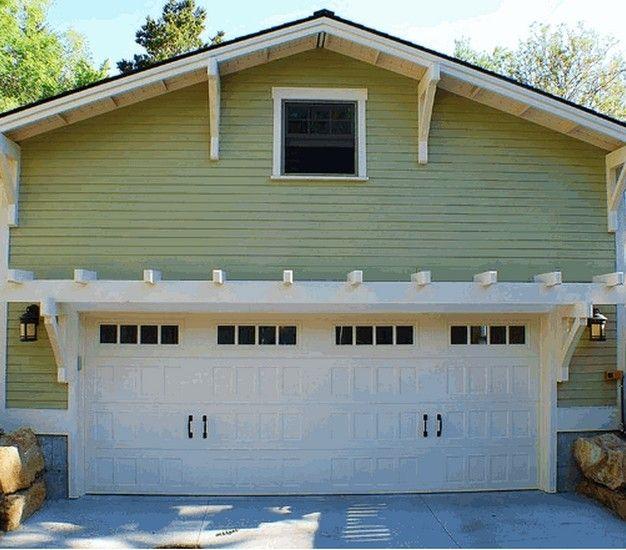 Pergola Garage Designs
