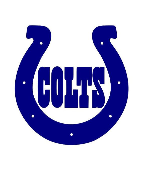 2-Pack NFL Indianapolis Colts Truck Emblem