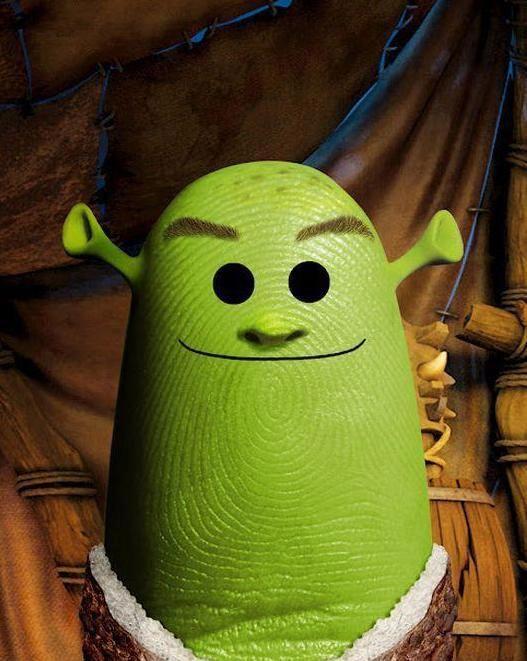 Dedo Shreck.