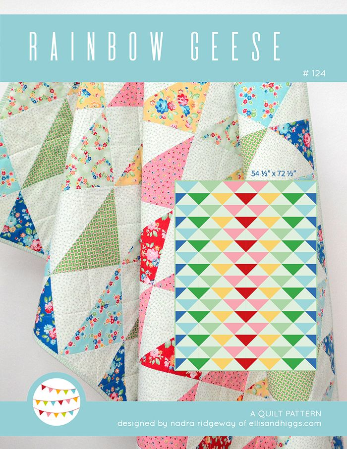 New Quilt Patterns – Neue Quilt-Schnittmuster | ellis & higgs ...