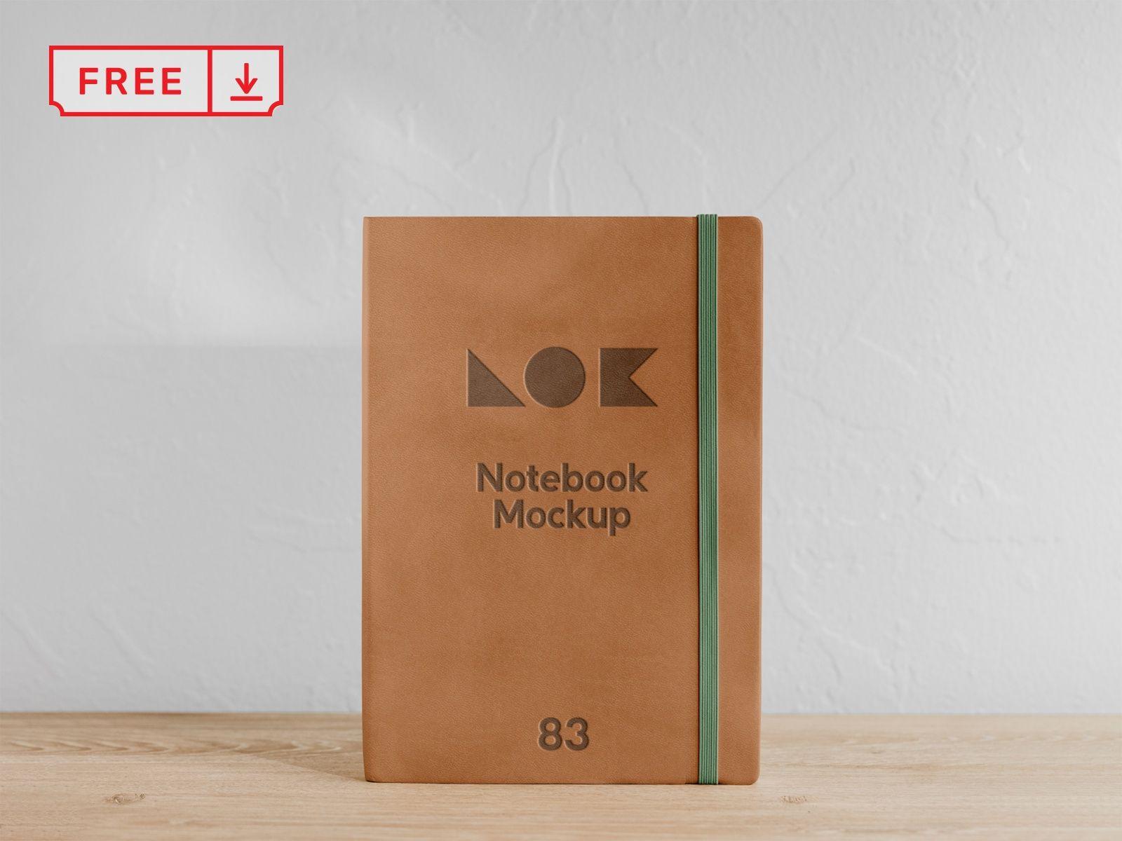 Free Notebook Mockup In 2021 Free Notebook Notebook Free
