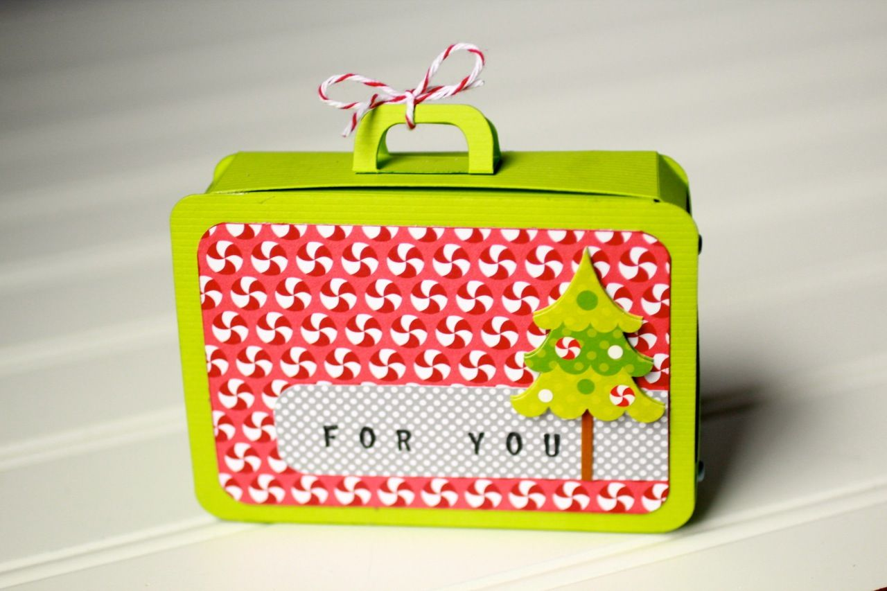 Creative christmas gift card holder ideas