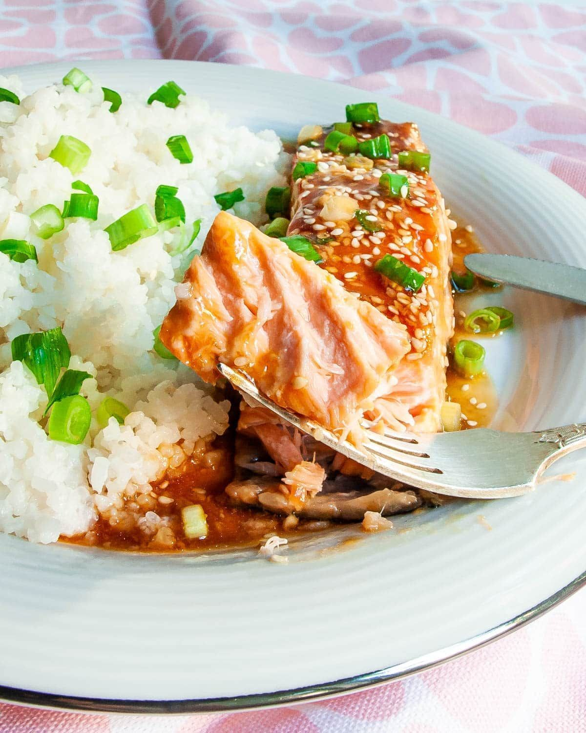 You will love this Baked Salmon Teriyaki! Ready in under 30 minutes, it's easy, delicious, full of Asian flavor and perfect for any busy weeknight. #salmon #teriyaki #salmonteriyaki #salmonteriyaki You will love this Baked Salmon Teriyaki! Ready in under 30 minutes, it's easy, delicious, full of Asian flavor and perfect for any busy weeknight. #salmon #teriyaki #salmonteriyaki #salmonteriyaki You will love this Baked Salmon Teriyaki! Ready in under 30 minutes, it's easy, delicious, full of Asian #salmonteriyaki
