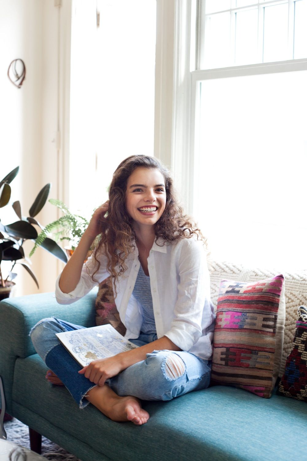 Urban Outfitters - Blog - On Campus with Daisy Chaussee