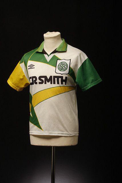 Celtic Football Shirt (Away, 1994-96) | Retro football shirts ...