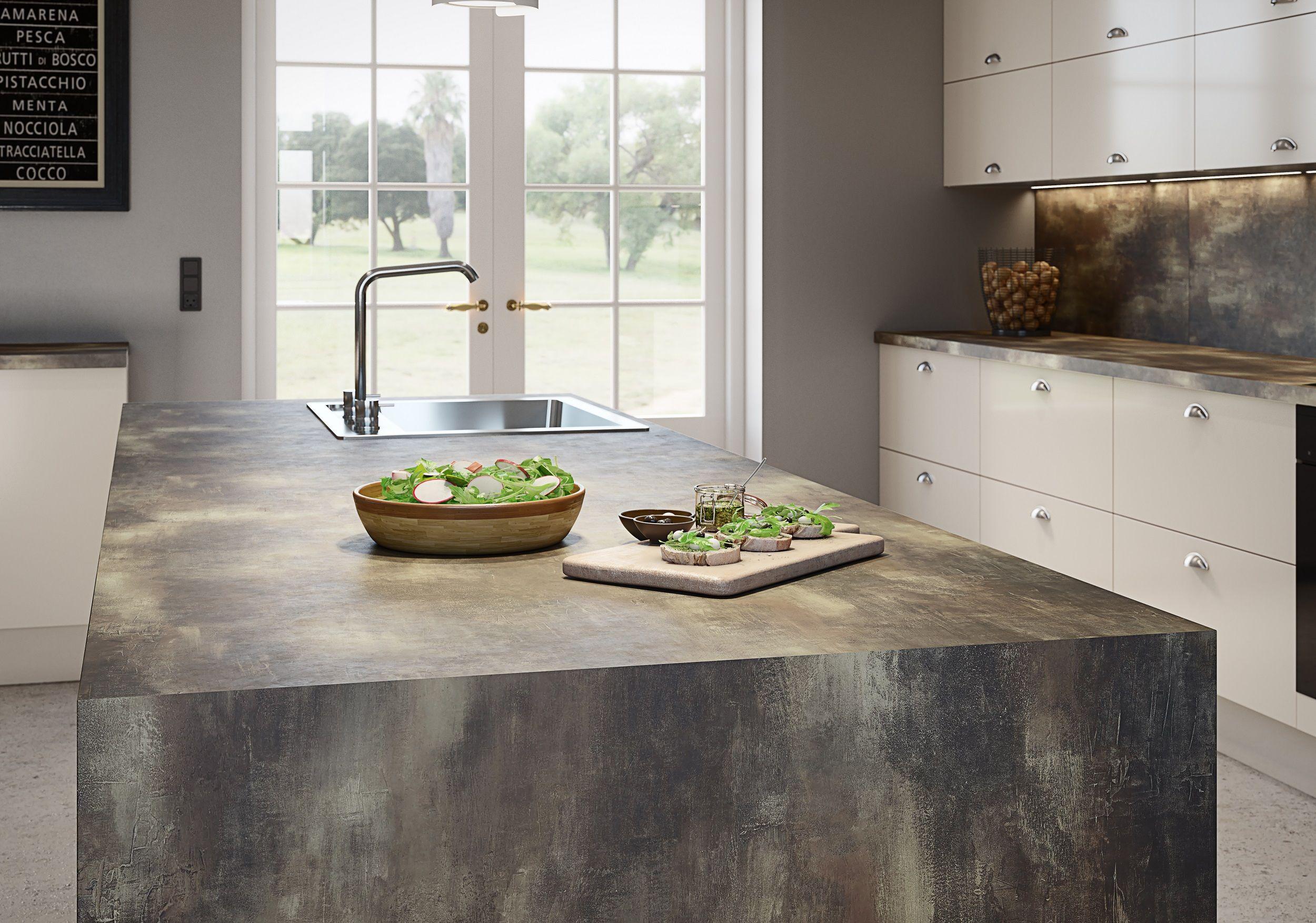 Bushboard Omega Mon Valley In 2020 Laminate Worktop Kitchen Edge Design