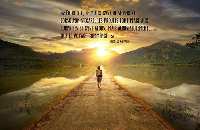 Extrêmement Les plus belles citations de voyage | Citation de voyage, Citation  OJ98