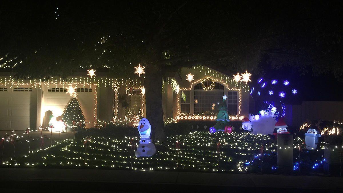 MustSee Christmas Lights in San Diego Neighborhoods