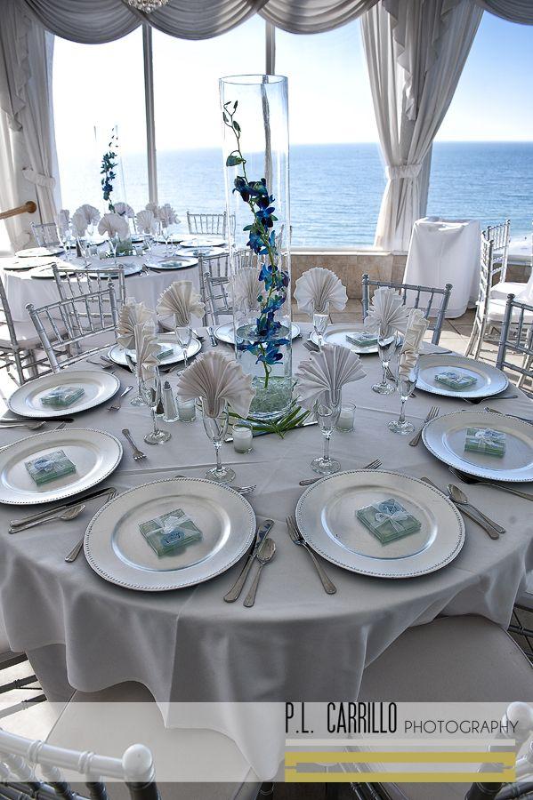 Grand Plaza Hotel Wedding Saint Petersburg Fl Table Setting Idea