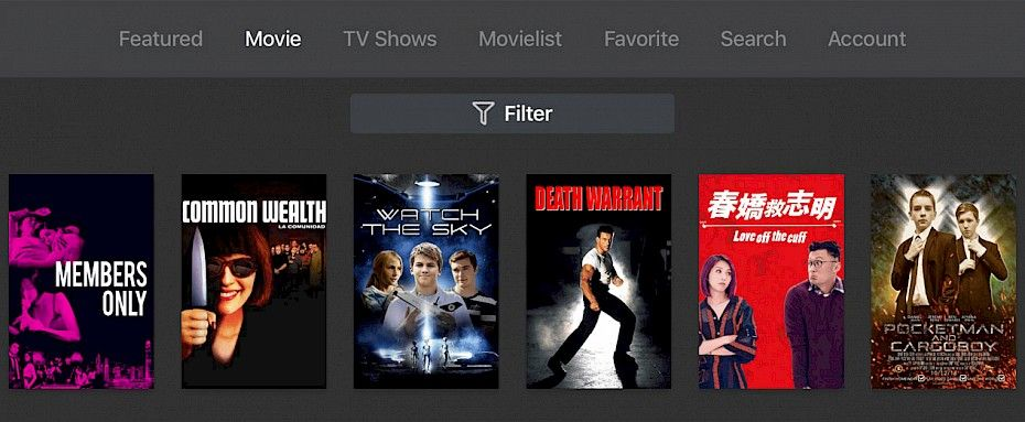 Download Moviebox Pro app on iPhone for free without