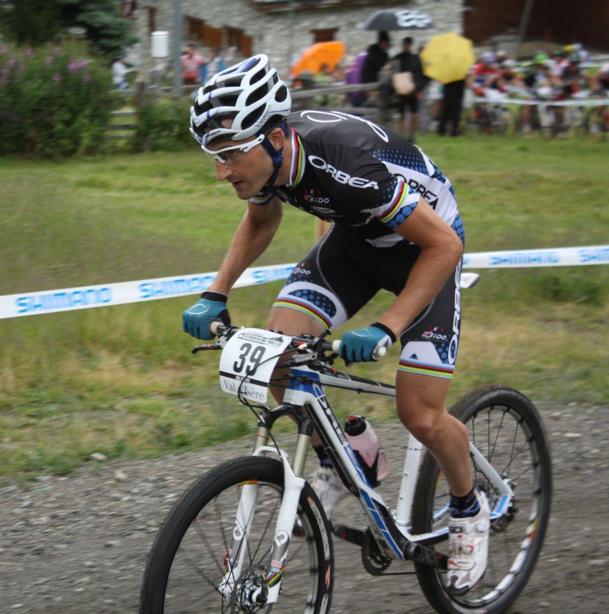 Iñaki Lejarreta, txirrindularia (1983/09/01-2012/12/16)
