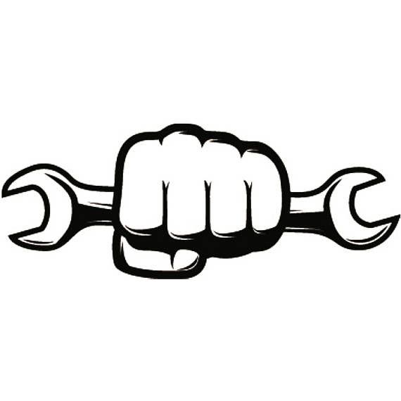 Hand Wrench #3 Tool Toolbox Bolt Construction Handyman