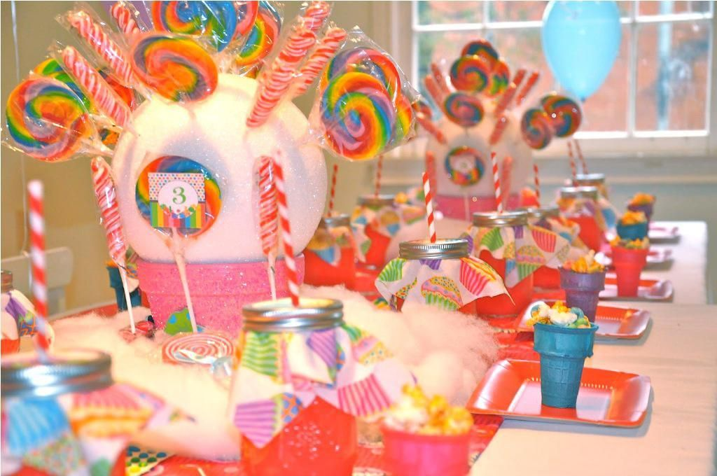Candyland Centerpiece Images   Google Search · Birthday DecorationsParties  ...