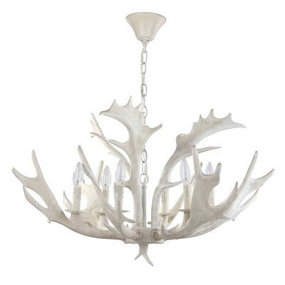 Youll love the greenwood village 6 light candle style chandelier at joss