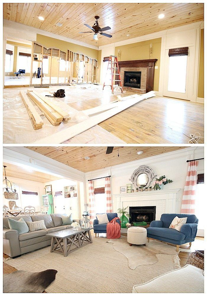 Open Floor Plan Unique Shape Diy home decor bedroom