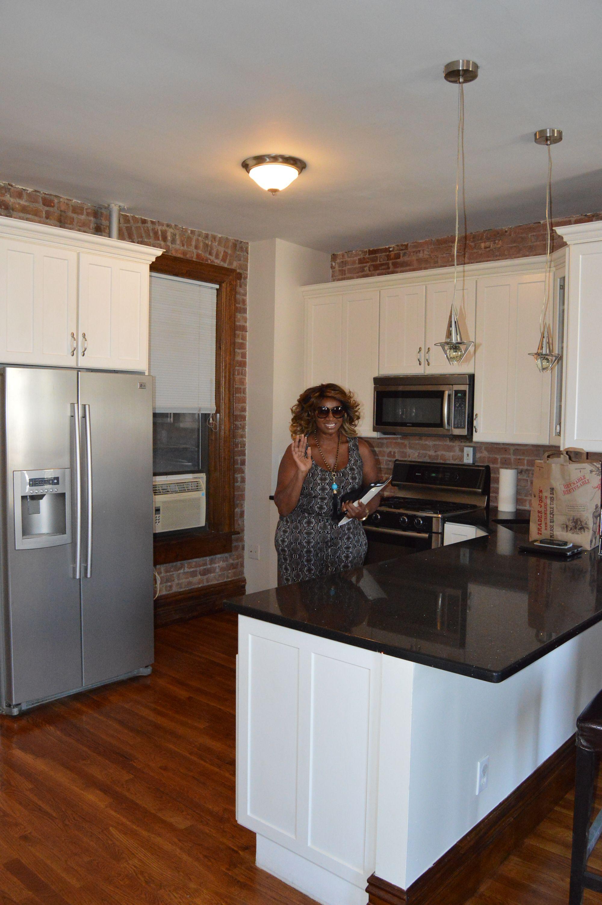 Harlem real deal for  huge modern true bedroom condo great also rh pinterest