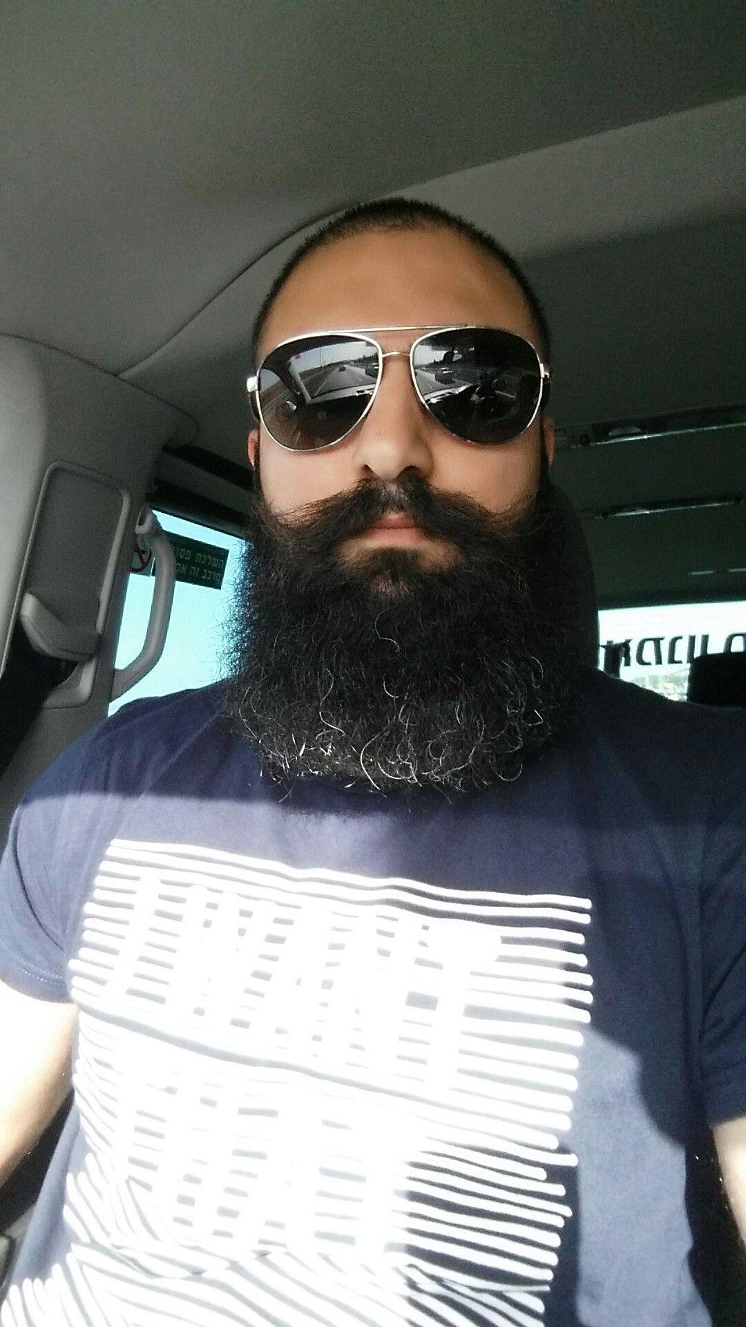 My Beard - Acre, Israel 05.2016