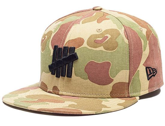 f29fcd1d UNDEFEATED x NEW ERA「5 Strike HBT」59Fifty Fitted Baseball Cap ...
