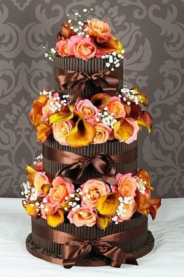 Pin by СТЕЛЛА ЛАНЕВСКАЯ on CAKES in 2020 | Beautiful cakes ...