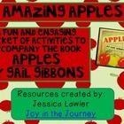 Looking for a FUN and ENGAGING packet to accompany an apple unit study? Look no further: this 36-page packet is for you! Perfect for back-to-school... $3.00