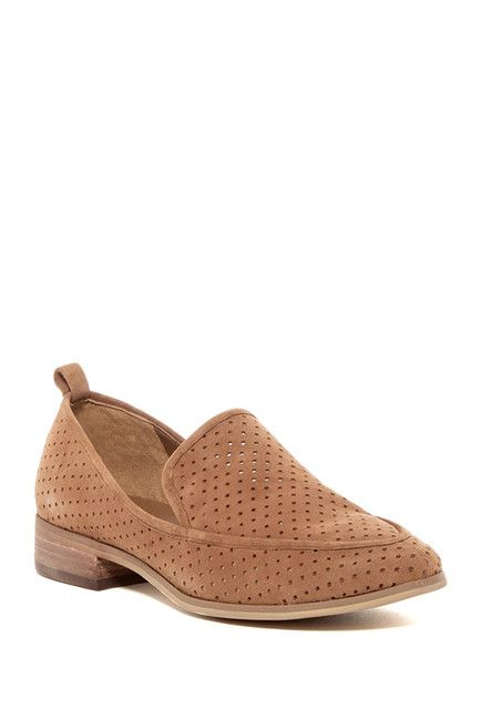 09219bd28b Image of SUSINA Keegan Leather Slip-On Loafer - Multiple Widths Available