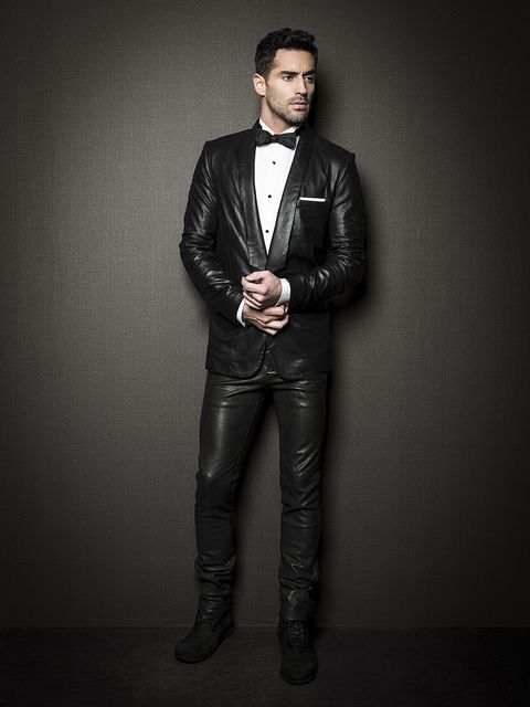 Moda Pinterest Leather Pin Men Masculina Restrepo En De Carlos q4SfP0