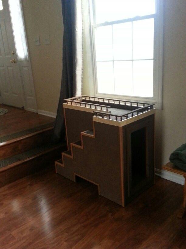 Dog Window Bed : window, Window, Storage., Seat,, Window,, Rooms