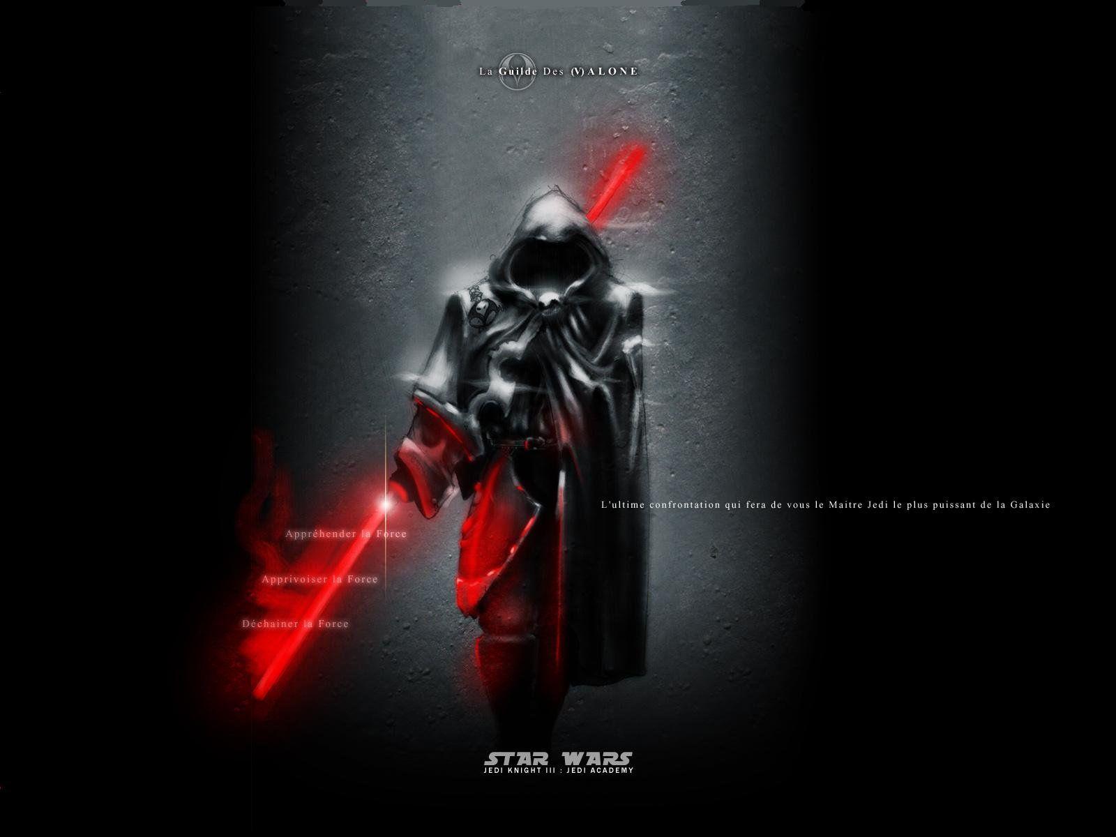 Jedi Knight Iii Jedi Academy Star Wars Artwork Sith Empire Jedi Sith