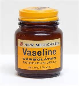 carbonated vaseline petroleum jelly brown - always thought ...