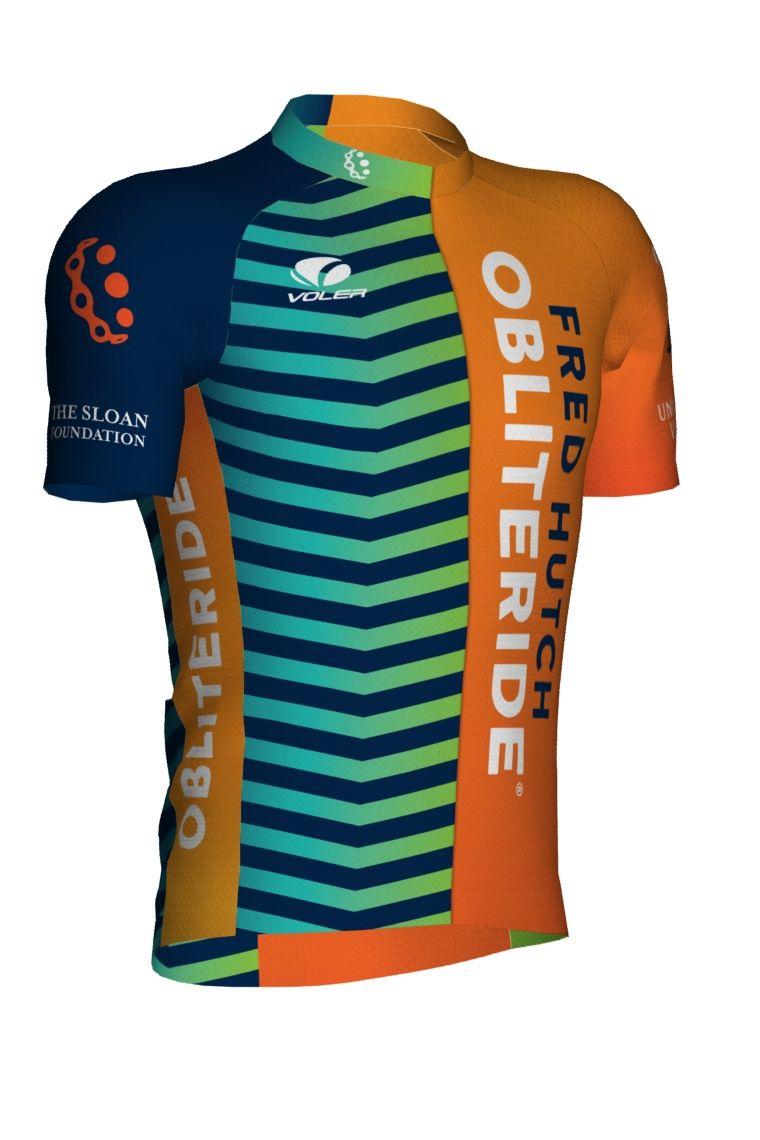2018 Obliteride Women's Club Jersey   Obliteride   Cancer