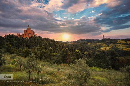 Alba San Luca by Stefano Guerrini #Italy #Sunrise