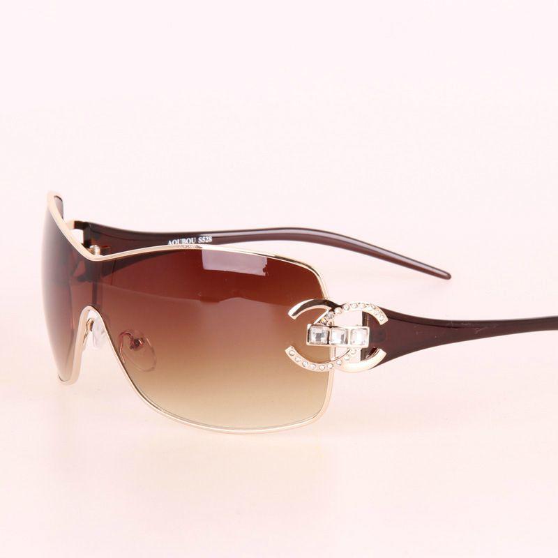 Hohe Qualität Übergroßen Sonnenbrille Frauen Marke Designer Diamant ...