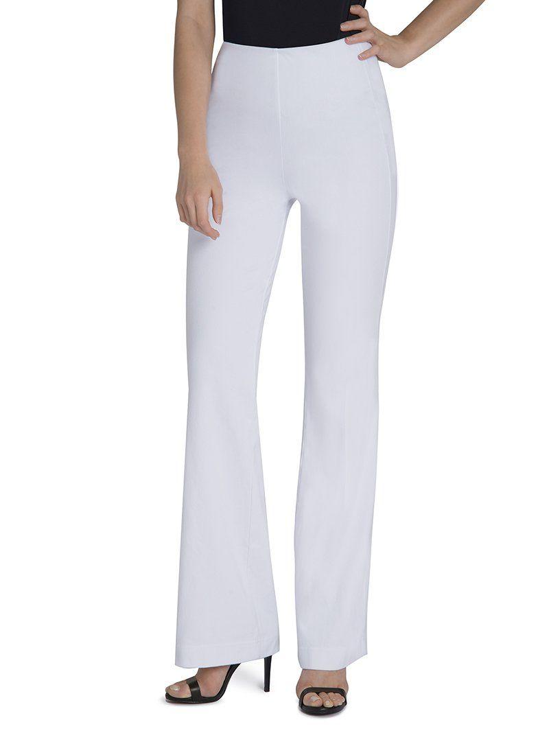 29df57f5cdd Lysse White Denim Trousers
