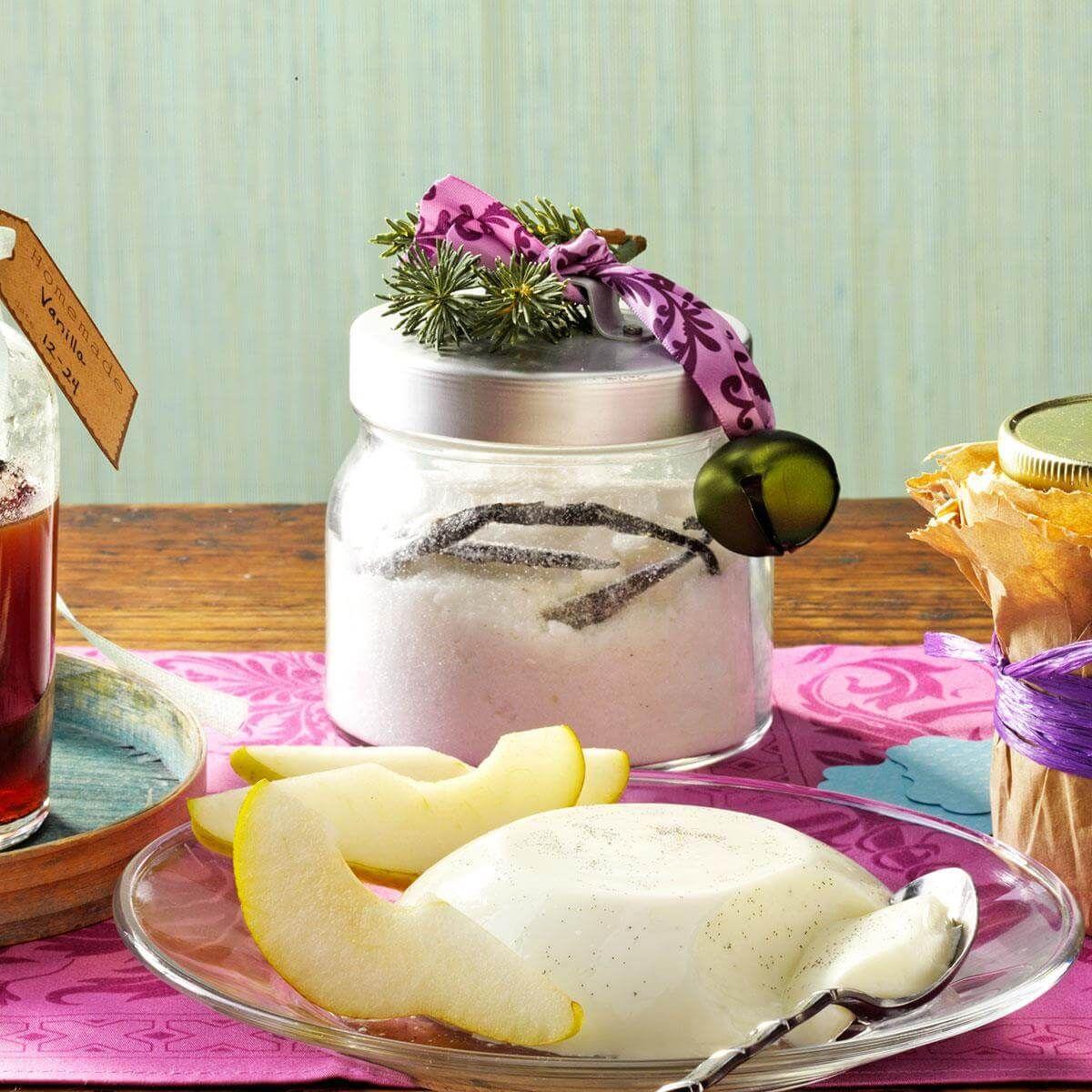 Vanilla Yogurt Panna Cotta #vanillayogurt