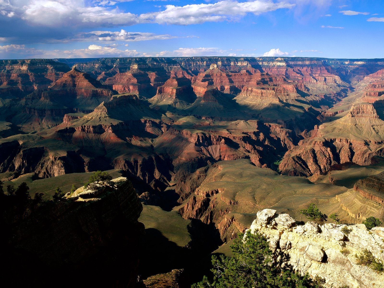 "No wonder it's called the ""Grand"" Canyon~Grand Canyon National Park"