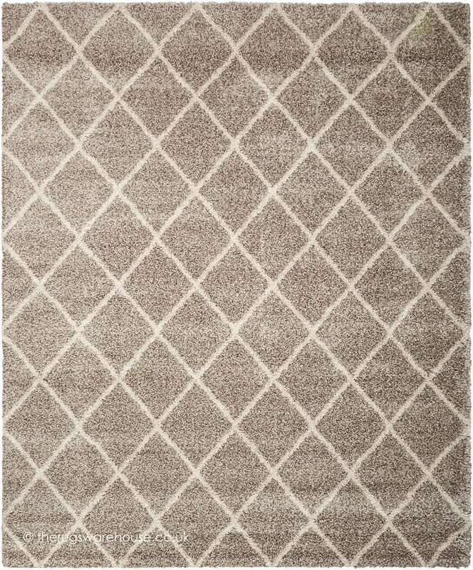 New Brisbane Stone Rug A Soft Modern Shaggy In Shades Of Grey