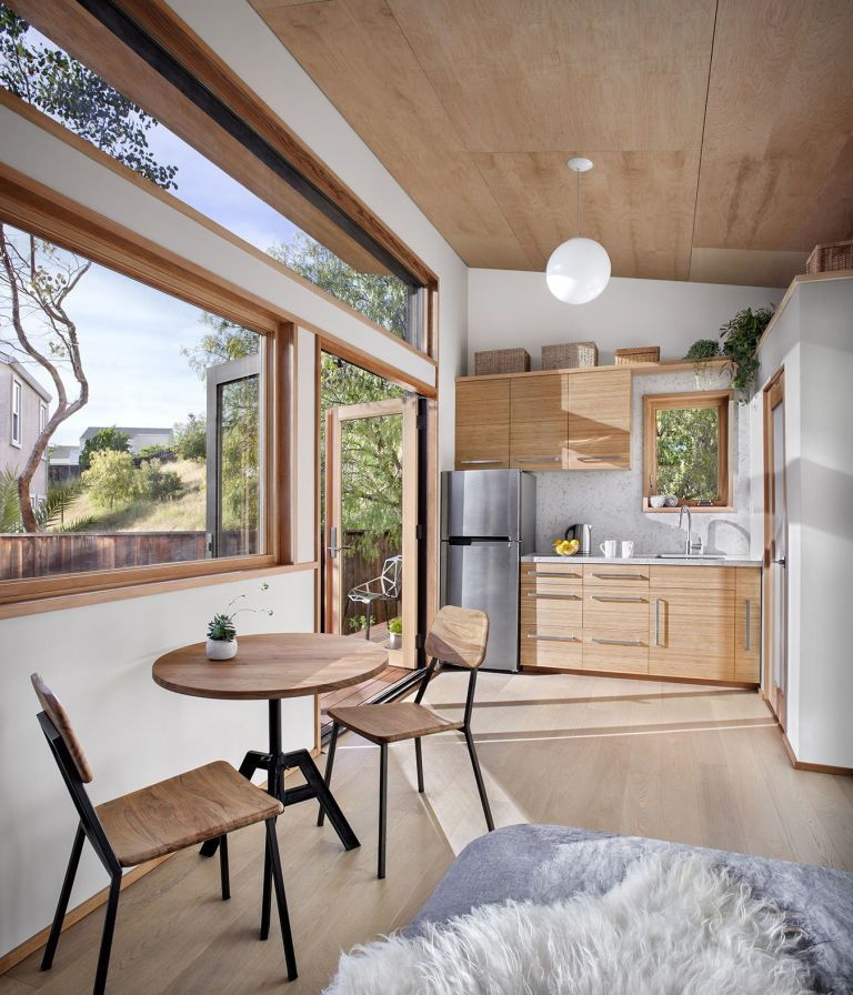 Build a small luxury home in less than 6 weeks Modernes