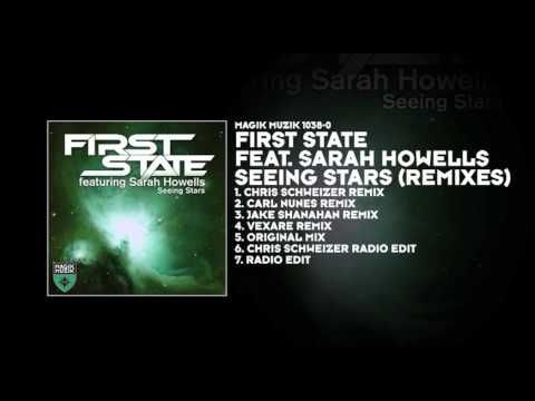 First State featuring Sarah Howells - Seeing Stars (Jake Shanahan Remix)