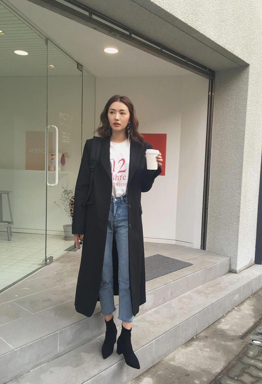 Look at this Fashionable korean fashion trends 8
