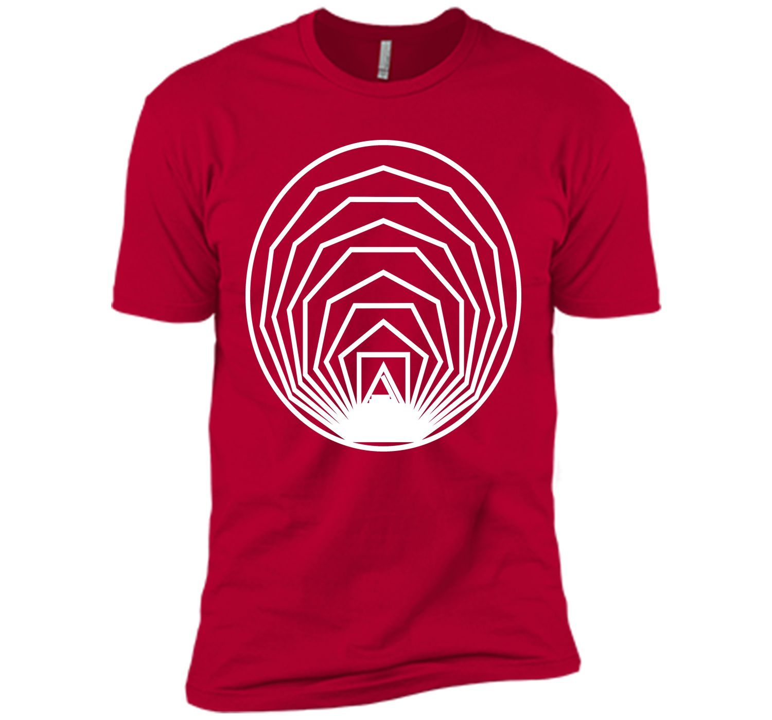 Becoming Decreasing Vertices Shapes 2017 T Shirt
