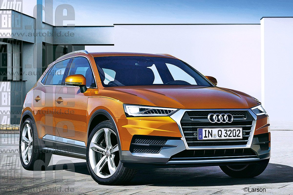 2018 audi q3 specs review for Quando esce la nuova audi q3 2018