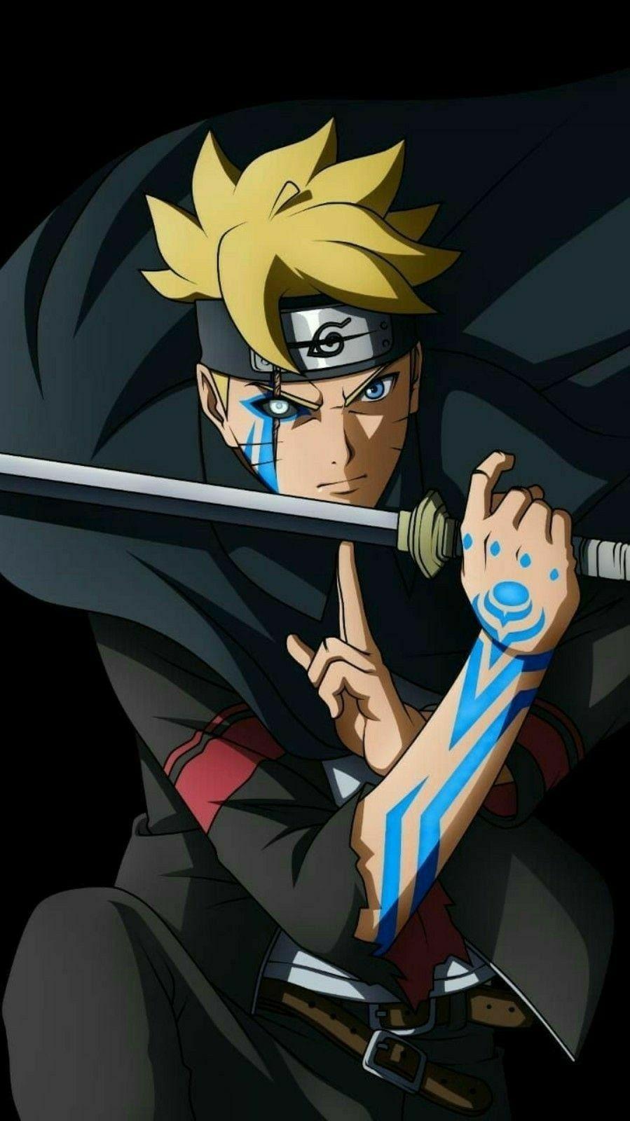 Pin De Em Naruto Personagens De Anime Animes Boruto Naruto