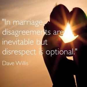 A Husband Who Disrespects His Wife