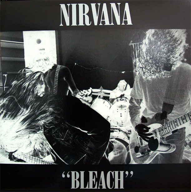 Nirvana S Best Album In My Humble Opinion It Never Gets Old Nirvana Album Album Cover Art Nirvana